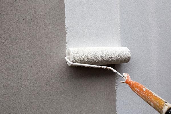 Cọ lăn sơn nước giúp bạn đạt được chất lượng tốt nhất cho những công trình sử dụng sơn nước