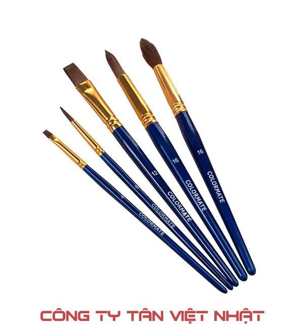 Các loại cọ truyền thống để vẽ