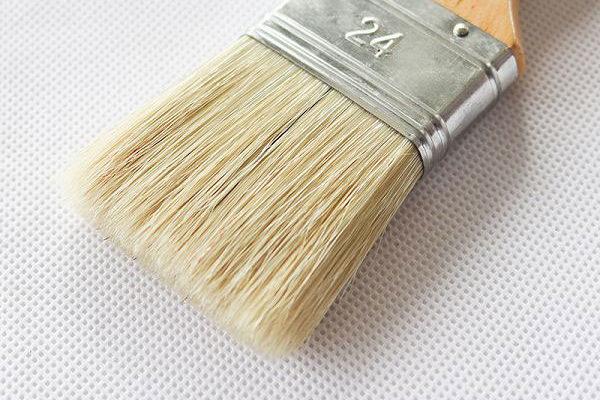 Công dụng cọ sơn trong các công trình thi công khác nhau
