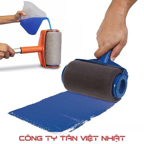 Dễ dàng sử dụng bằng cách tiếp sơn và lăn